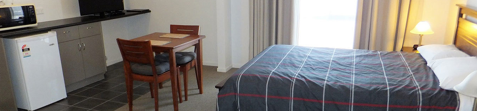 deluxe double room accommodation
